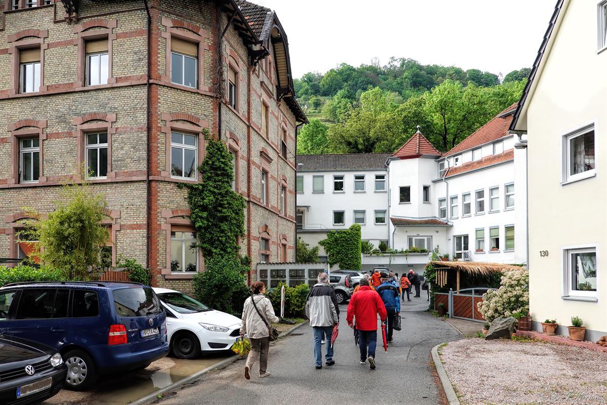 Tugersmühle – später Teigwarenfabrik.